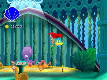 Imagen de la descarga de Disney's The Little Mermaid II