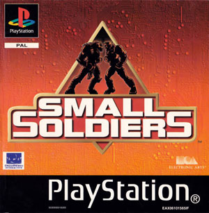 Portada de la descarga de Small Soldiers