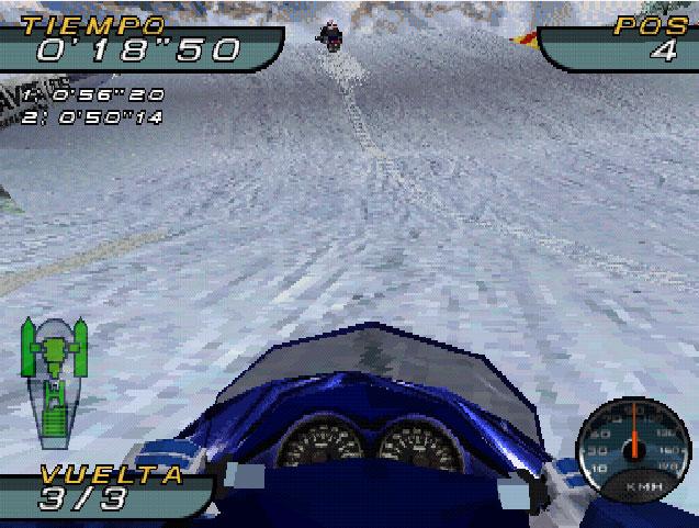 Imagen de la descarga de Sno-Cross Championship Racing