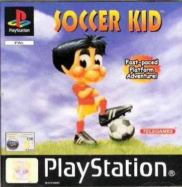 Portada de la descarga de Soccer Kid
