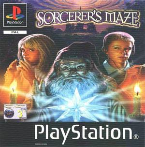 Portada de la descarga de Sorcerer's Maze
