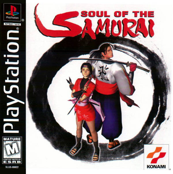 Portada de la descarga de Soul of the Samurai