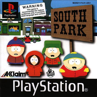 Portada de la descarga de South Park