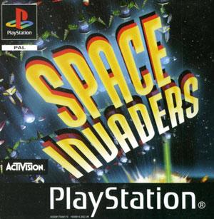 Portada de la descarga de Space Invaders