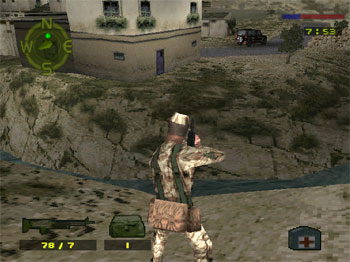 Imagen de la descarga de Spec Ops: Covert Assault