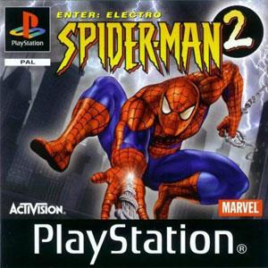 Carátula del juego Spider-Man 2 -- Enter Electro (PSX)