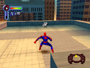 Pantallazo del juego online Spider-Man (PSX)