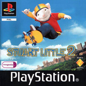 Portada de la descarga de Stuart Little 2
