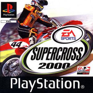 Portada de la descarga de Supercross 2000
