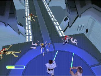 Imagen de la descarga de Star Wars: Episode I: The Phantom Menace