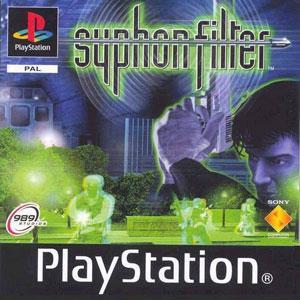 Carátula del juego Syphon Filter (PSX)