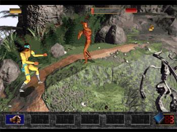 Imagen de la descarga de Time Commando