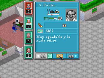 Imagen de la descarga de Theme Hospital
