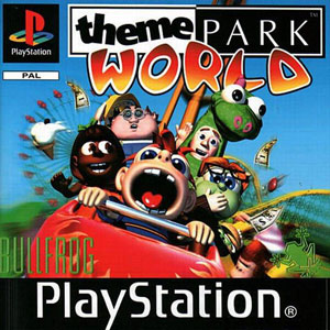 Portada de la descarga de Theme Park World