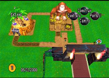 Imagen de la descarga de Theme Park World