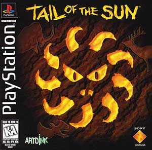 Portada de la descarga de Tail of the Sun