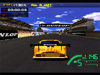 Imagen de la descarga de Test Drive Le Mans