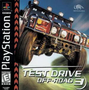 Portada de la descarga de Test Drive Off-Road 3