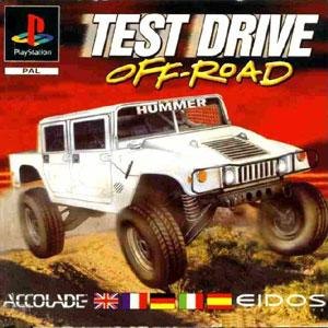 Portada de la descarga de Test Drive Off-Road