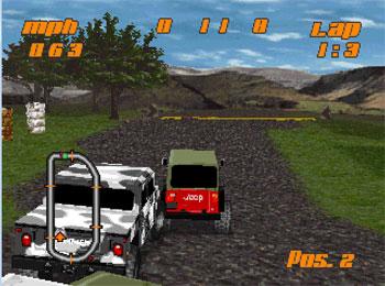 Imagen de la descarga de Test Drive Off-Road