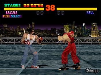 Imagen de la descarga de Tekken
