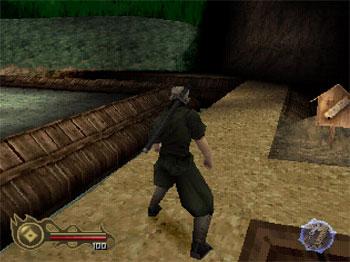 Imagen de la descarga de Tenchu 2: Birth of the Stealth Assassins