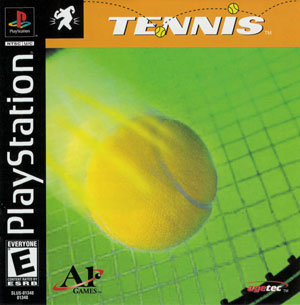 Portada de la descarga de Tennis