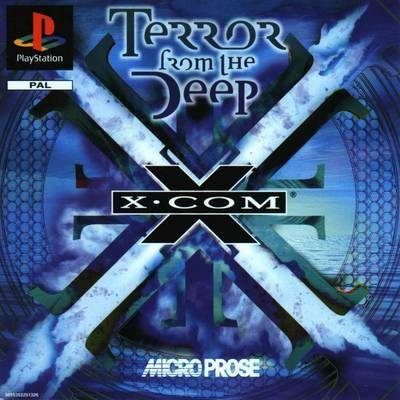 Juego online X-Com: Terror From the Deep (PSX)
