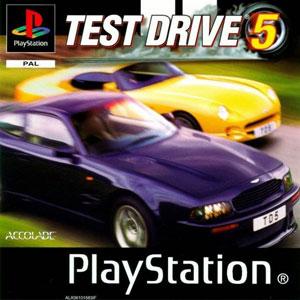 Carátula del juego Test Drive 5 (PSX)