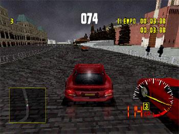 Pantallazo del juego online Test Drive 5 (PSX)