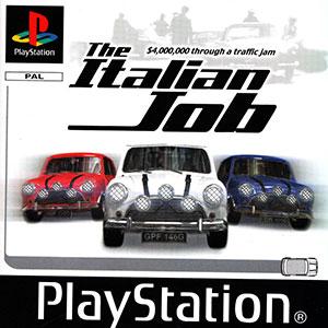 Portada de la descarga de The Italian Job