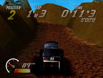 Imagen de la descarga de Thunder Truck Rally