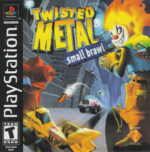 Portada de la descarga de Twisted Metal: Small Brawl