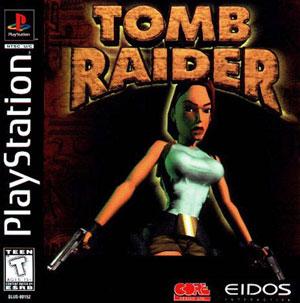 Carátula del juego Tomb Raider (Psx)