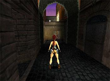 Pantallazo del juego online Tomb Raider Chronicles (Psx)