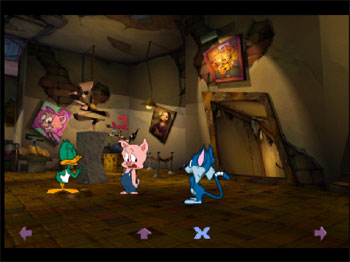 Imagen de la descarga de Tiny Toon Adventures: Toonenstein – Dare To Scare