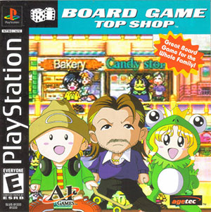Juego online Board Game Top Shop (PSX)
