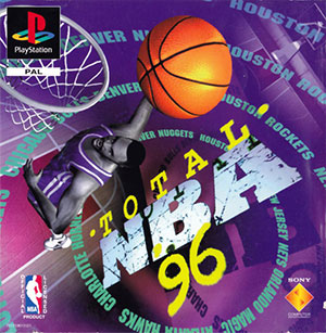 Juego online Total NBA '96 (PSX)
