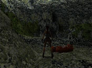 Pantallazo del juego online Tomb Raider II Starring Lara Croft (PSX)