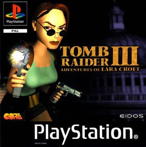 Portada de la descarga de Tomb Raider III: Adventures of Lara Croft
