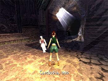Pantallazo del juego online Tomb Raider The Last Revelation (PSX)