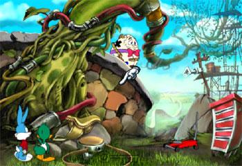 Imagen de la descarga de Tiny Toon Adventures: The Great Beanstalk