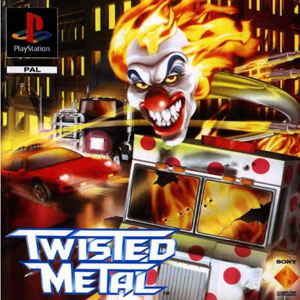 Portada de la descarga de Twisted Metal