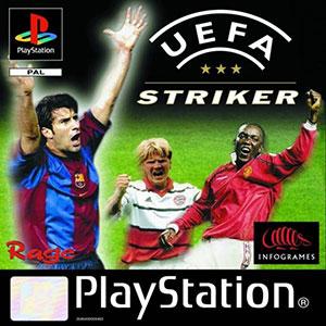 Juego online UEFA Striker (PSX)