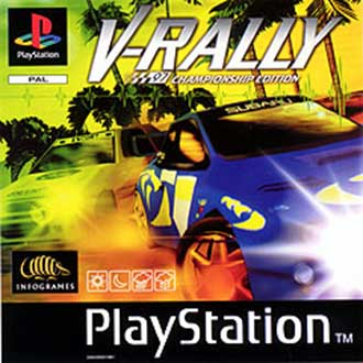 Juego online V-Rally 97: Championship Edition (PSX)