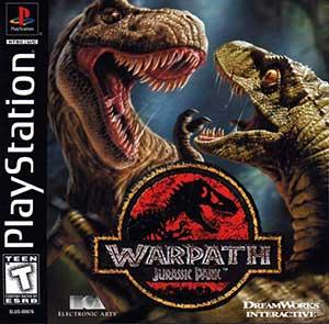 Portada de la descarga de Warpath: Jurassic Park