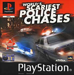 Juego online World's Scariest Police Chases (PSX)