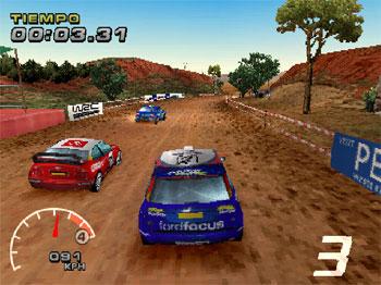 Imagen de la descarga de WRC: FIA World Rally Championship Arcade