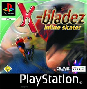 Juego online X-Bladez: Inline Skater (PSX)