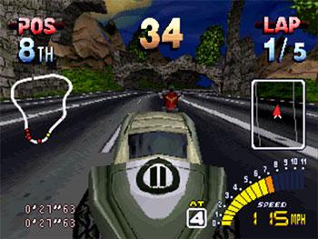 Imagen de la descarga de X-Racing